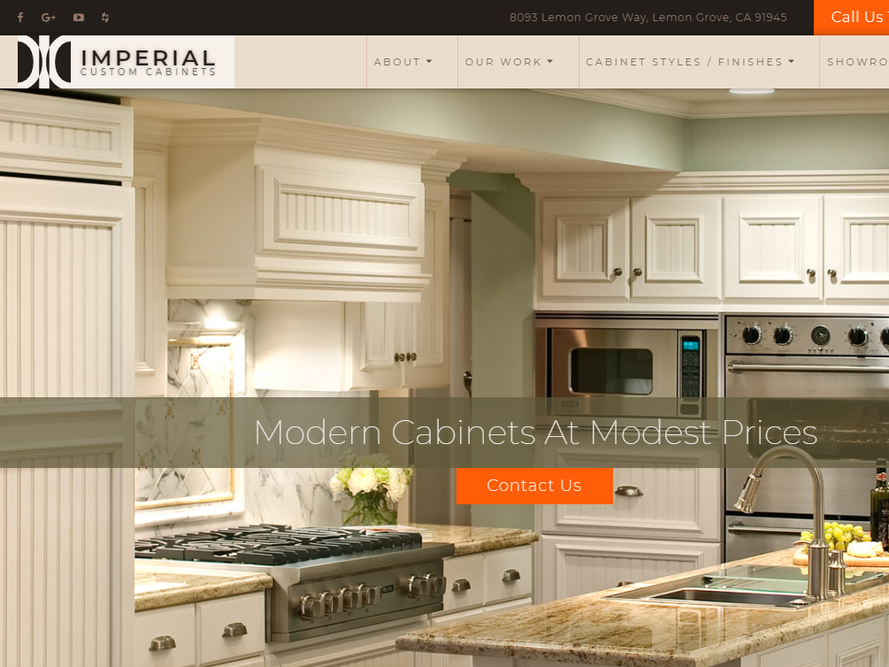 Imperial Custom Cabinets